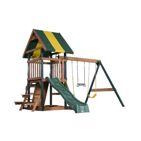 Playset Lowes Home Improvement