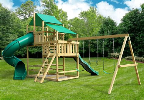 Playset Plans And Kits