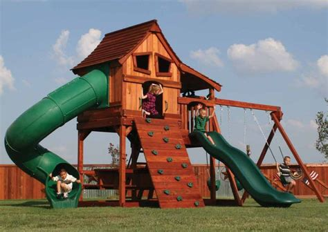 Playset Plans Build Your Own