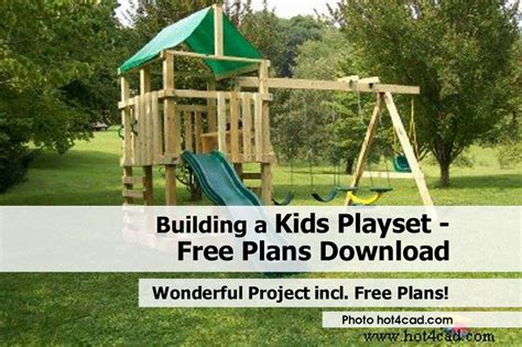 Playset-Building-Plans-Free