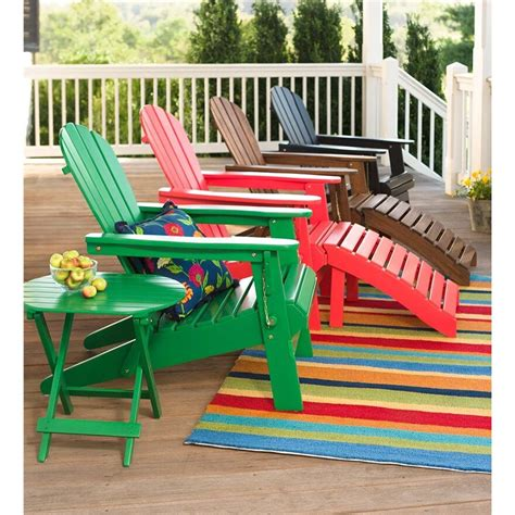 Plow-And-Hearth-Adirondack-Chairs