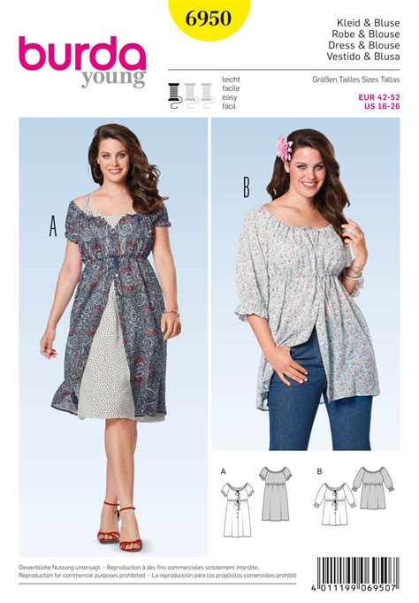 Plus Size Sewing Patterns