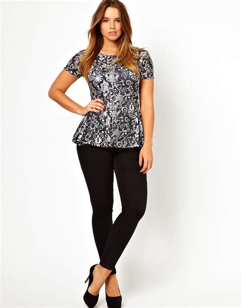 Plus Size Clothing in Today Fashion Trends