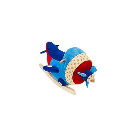 Plush Airplane Rocker Toys R Us