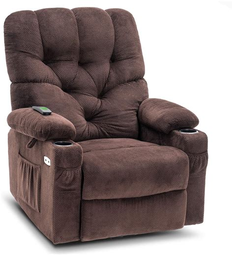 Plush Power Electric Reclining Chair