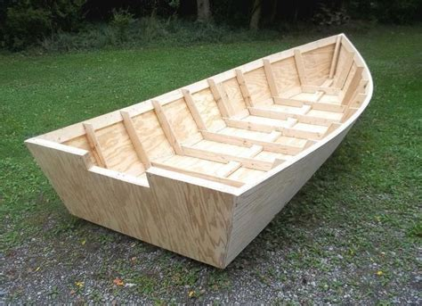 Ply On Frame Boat Plans