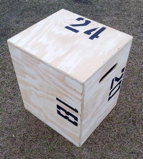 Plyo-Box-Diy-Plans