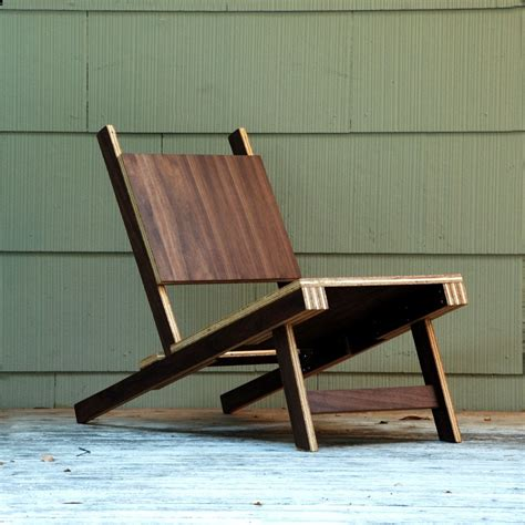 Plywood Adirondack Chair Plans