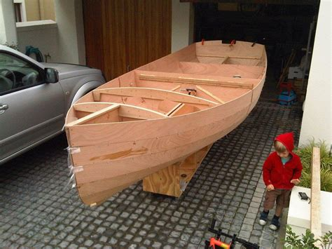 Plywood Boat Plans NZ