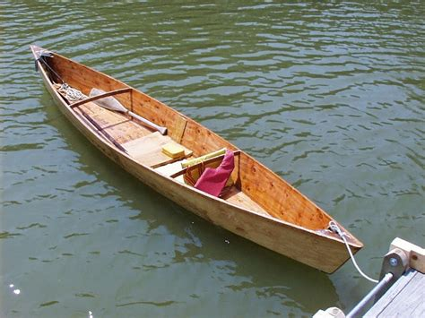 Plywood Canoe Plans Free