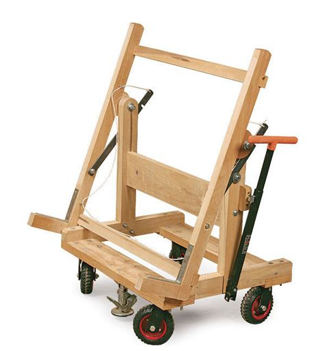 Plywood Cart Carrier