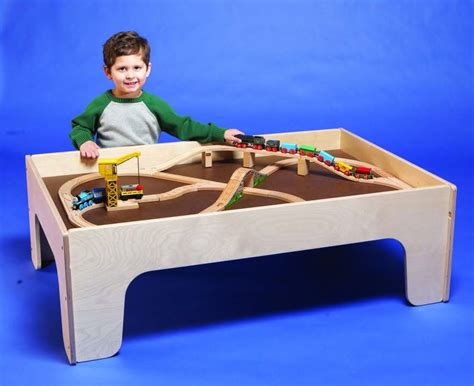 Plywood Play Table Plans