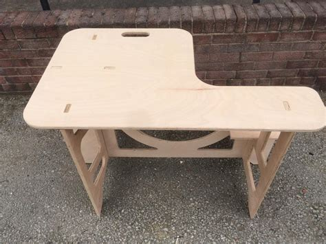 Plywood Portable Shooting Bench Plans