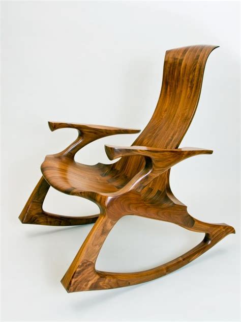 Plywood Rocking Chairs Plans