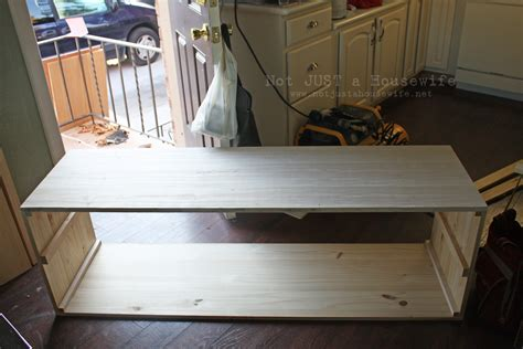 Plywood Storage Bench Plans