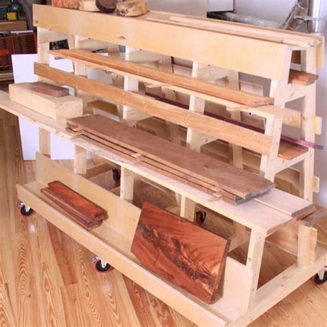 Plywood Storage Rack Pictures