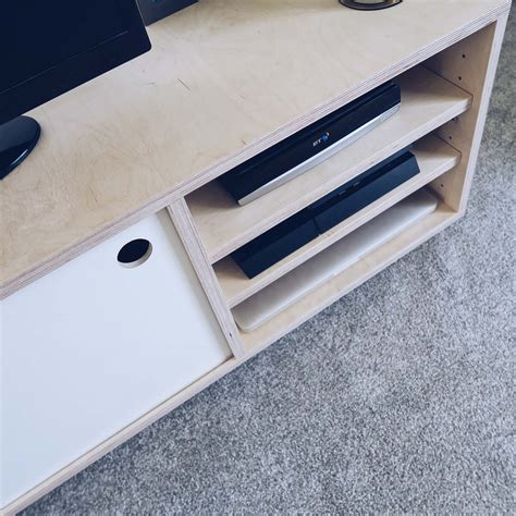 Plywood Tv Stand Plans Verizon