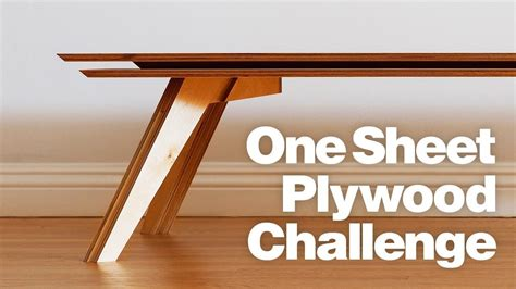 Plywood-Coffee-Table-Plans