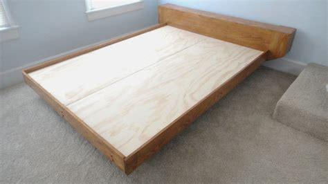 Plywood-Platform-Bed-Plans