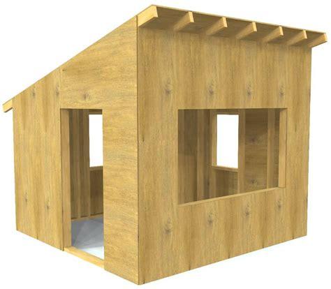 Plywood-Playhouse-Plans-Free