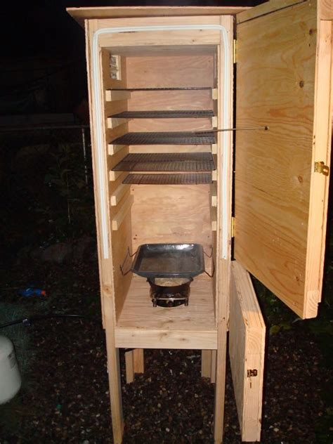 Plywood-Smoker-Plans