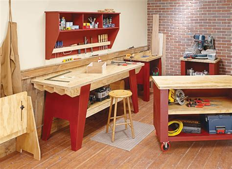 Plywood-Workbench-Project-Plan