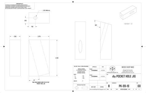 Pocket Hole Jig Plans Pdf