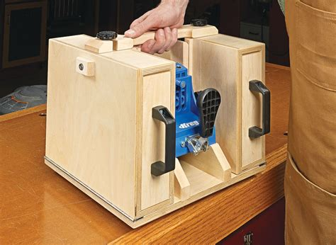 Pocket Hole Jig Workstation Plans