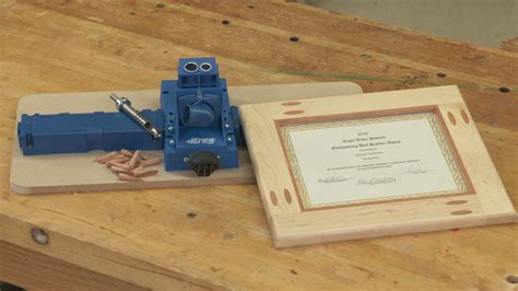 Pocket Hole Picture Frame Plans