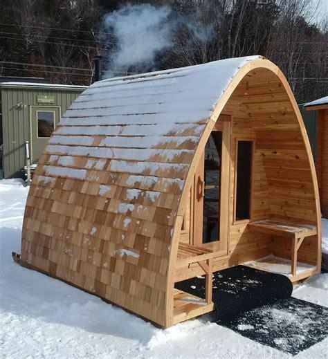 Pod-Sauna-Plans