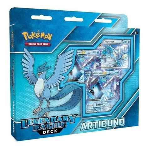 Pokemon Decks With Articuno Buildertrend