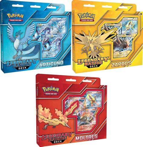 Pokemon Decks With Articuno Buildings