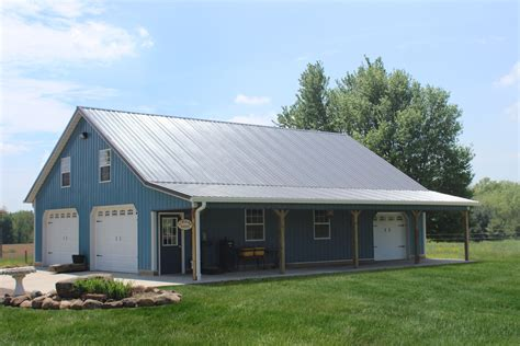 Pole Barn Garage Plans With Lean To Definition