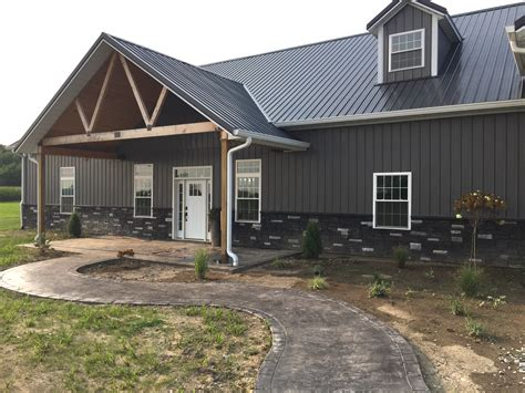 Pole Barn House Plans Indiana