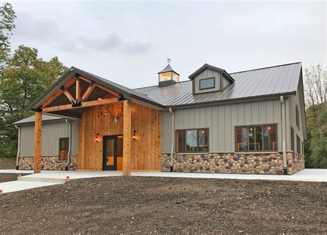 Pole Barn House Plans With Pictures