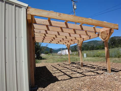 Pole Barn Lean To Addition Plans