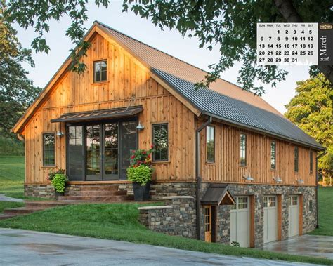 Pole Shed House Plans Images
