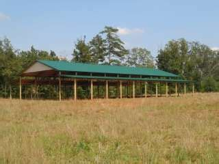 Pole-Barn-12x40-Loafing-Shed-Material-List-Building-Plans