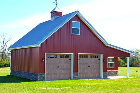 Pole-Barn-Garage-Plans-With-Loft
