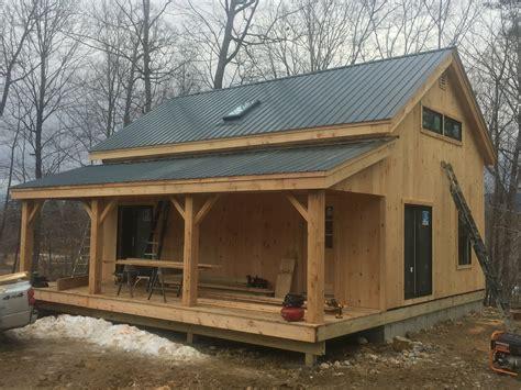 Pole-Barn-Hunting-Cabin-Plans