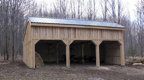 Pole-Barn-Storage-Shed-Plans
