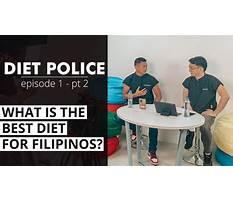 Best Police academy diet