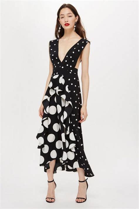 78ef15ec Polka Dot Dresses Clothing Topshop ≈
