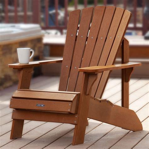 Poly-Adirondack-Chairs