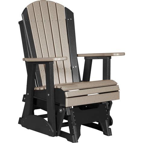 Poly-Gliding-Adirondack-Chairs
