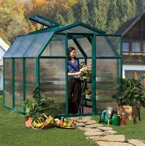 Polycarbonate Greenhouse Plastic