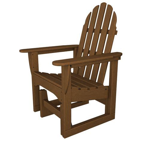 Polywood-Adirondack-Glider-Chair