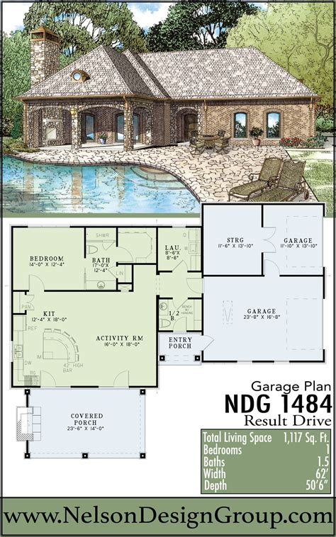 Pool house design plans Image
