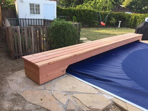 Pool-Cover-Bench-Plans