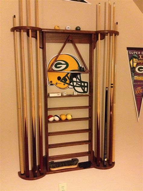 Pool-Cue-Rack-Free-Woodworking-Plans